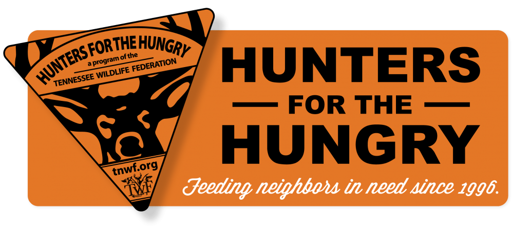 Tennessee wildlife federation hunters for the hungry for Buy tennessee fishing license