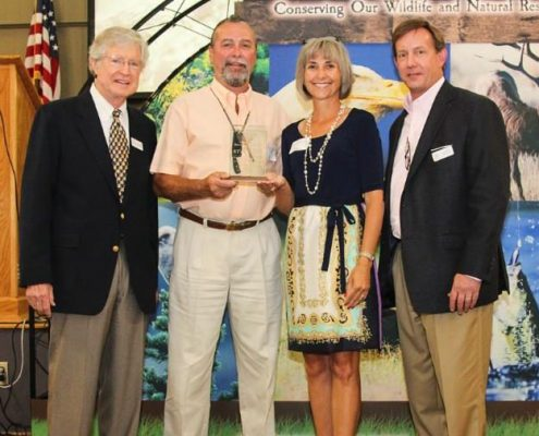 Hunters for the Hungry Awards Tennessee Wildlife Federation